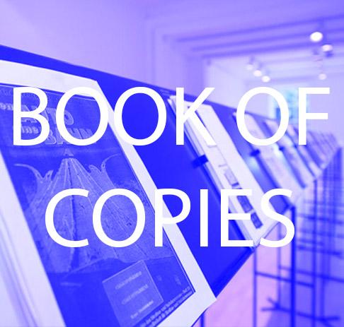 BOOK OF COPIES copy
